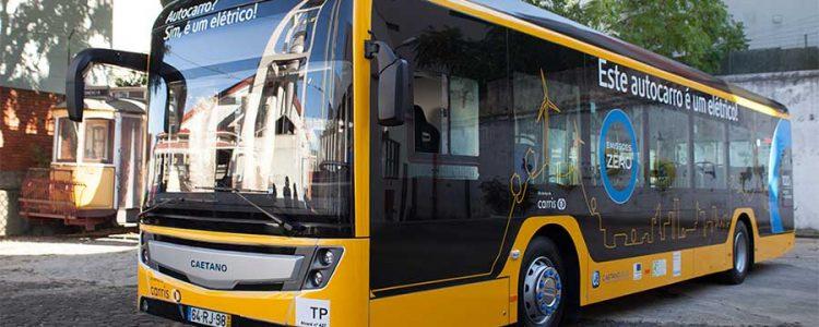 Frota de Autocarros Eléctricos da Carris já serve a mobilidade de Lisboa